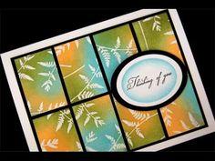 Slide Puzzle Card - stampTV