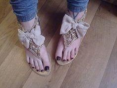 Pretty sandals...I want them