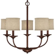 Cheswick Chandelier  on sale for $197 - timed sale, limited quantities,  Dining Room??