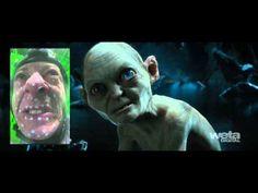 """Weta Digital's artistry behind Gollum: """"The Hobbit: An Unexpected Journey"""""""