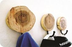 ganchos e tronco