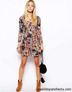 90db05561 Juveniles vestidos cortos de moda casual verano 2014 – 27