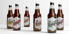 Perintö Beer — The Dieline | Packaging & Branding Design & Innovation News