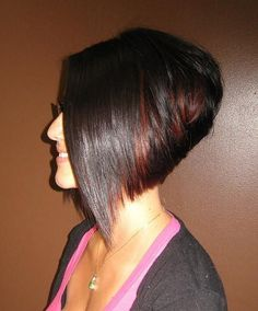 Asymmetrical Short Haircuts for Women Over 50