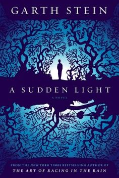 A sudden light : a novel by Garth Stein.  Click the cover image to check out or request the suspense and thrillers kindle.