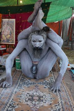 You tell Sadhu girl nude sex are not