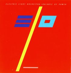 electric light orchestra balance of power album cover - Google Search