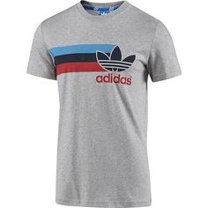 Logo Mania - Adidas Originals Logo Tee £22 (in-store now)
