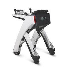 Smart mobile walker (Robot assisting the leg muscle exercises for hemiplegic patients & the old) | Industrial Designers Society of America - IDSA