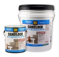 SEAL KRETE® DAMPLOCK® Masonry Waterproofing Paint Is A Ready To Use, Ultra  Low Odor Formula For Concrete And Masonry Walls And More.
