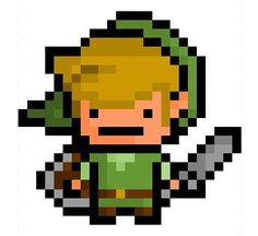 """Wind Waker Link, the curiously cel-shaded Hero Of Time and protagonist of """"The Legend of Zelda: The Wind Waker"""", now rendered in a rat..."""