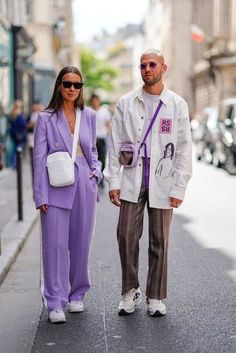 How to Pull Off a Summer Suit Like an Influencer How to Wear the Influencer Summer Suit Suit Fashion, Look Fashion, Mens Fashion, Fashion Outfits, Fashion Trends, Fashion Weeks, Paris Fashion, Fashion Edgy, Gothic Fashion