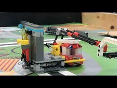 FLL Hydro Dynamics Attachments: Fire Truck - YouTube