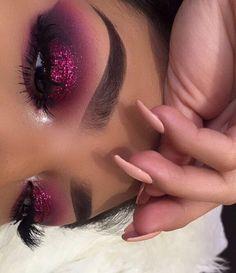Birthday makeup ideas Ideas for 2019 birthday Geburtstag Make-up Ideen 18 Makeup On Fleek, Flawless Makeup, Cute Makeup, Gorgeous Makeup, Glam Makeup, Pretty Makeup, Skin Makeup, Eyeshadow Makeup, Makeup Inspo