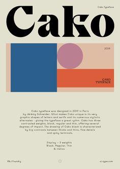 Typography Design - Cuba Gallery