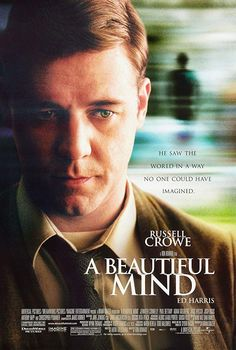 In A Beautiful John Nash is played by Russell Crowe. This is a continuity error by the casters as Russell Crowe and John Nash are not the same person Beautiful Stories, Beautiful Mind, Wedding Crashers Quotes, John Nash, Pikachu, Russell Crowe, Forrest Gump, Jennifer Connelly, Romance Movies