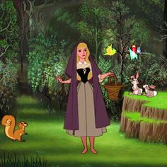 Briar Rose (or how eva it's spelled) Disney Films, Disney And Dreamworks, Disney Pixar, Disney Characters, Disney Princesses, Disney Dream, Disney Love, Disney Magic, Sleeping Beauty Maleficent