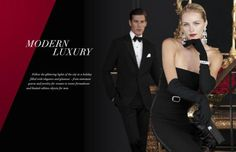 Modern Luxury with RalphLauren