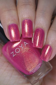 Zoya Splash Collection Summer 2020 Madam Glam, Saved By The Bell, Soft Corals, Mint Blue, Have A Great Day, My Nails, Nail Polish, Summer, Collection