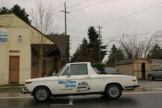 1971 Bmw 2002 Pickup Truck