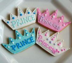Prince and Princess cookies