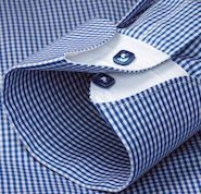Bespoke Moda - Official Clothing Line - Men's Brand, Very nice shirt Cut Up Shirts, Cheer Shirts, Cool Shirts, Men Shirts, Formal Shirts For Men, Casual Shirts, Camisa Slim, Bespoke Shirts, Shirt Makeover