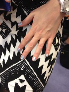 Patterns and sparkle to shine in the office!