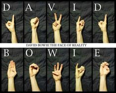 David Bowie, Dennis Lee, The Thin White Duke, Major Tom, Ziggy Stardust, Jim Henson, Pretty Men, David Jones, Picture Video