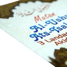 Buku 3 Landasan Pokok Akidah Islam - Buku yang asli berjudul Matan Al-Ushul Ats-Tsalatsah atau yang bisa disebut juga 3 landasan pokok akidah Islam. Buku ini mudah di bawa dan dimasukkan kedalam tas. Selengkapnya bisa di baca di buku ini.  Rp. 5.000,-  Hubungi: +6281567989028  Invite: BB: 7D2FB160 email: store@nikimura.com  #bukuislam #tokomuslim #tokobukuislam #readystock #tokobukuonline #bestseller #Yogyakarta #landasanakidah Islam, Playing Cards, Game Cards