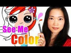 awesome Watch How I Color My Drawings - Time Lapse Coloring w/Adobe Photoshop