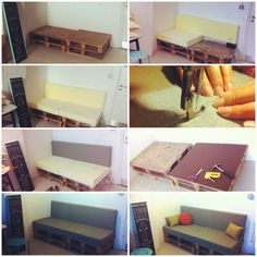 diy couch | ... just weren't cutting it. Enter: Crate Couch DIY! ( #cratecouchDIY