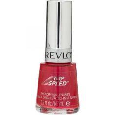 Revlon Top Speed Nail Enamel 520 Lava