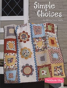 Simple Choices pattern by Abbey Lane Quilts