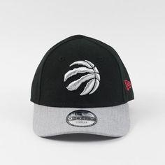 Fitted Black/Grey Raptors Hat – mini mioche