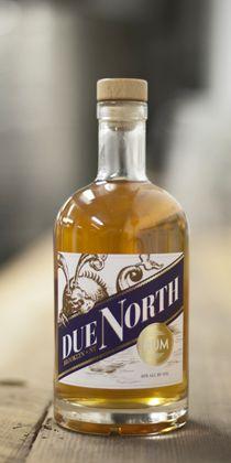 Love it with Orange Juice: Due North rum
