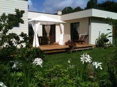 Holzhaus am Meer Ferienhaus / Villa - Logonna Daoulas Ferienhaus in Logonna-Daoulas von @homeaway! #vacation #rental #travel #homeaway