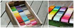 Authenic handmade Organic Bloom frames - 53 colors plus any Benjamin Moore color custom made