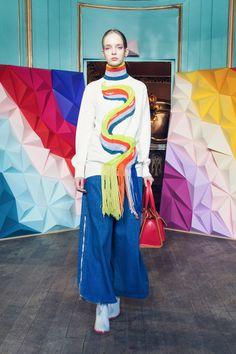 #TsumoriChisato #fashion   #Koshchenets     Tsumori Chisato Fall 2016 Ready-to-Wear Collection Photos - Vogue