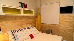 Antes e depois: quarto ganha reforma com estilo 'navy' - Casa - GNT