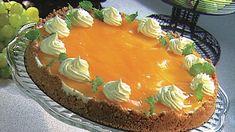 Pie, Pudding, Sugar, Baking, Sweet, Desserts, Foods, Snacks, Torte