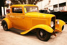 1932 Ford 3-Window Coupe -Love it!