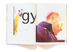 Blah Blah Blah Magazine a cult classic—Magazine design and layout David Carson, Magazine Spreads, My Magazine, Paula Scher, Graphic Projects, Magazine Cover Design, Design Research, Graphic Illustration, Illustrations