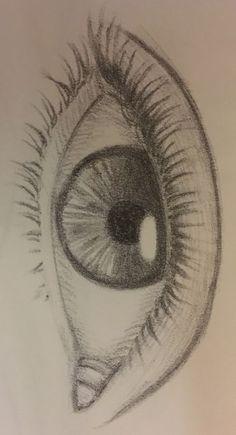 Art Sketchbook Inspiration Pencil – Art World 20 Cool Art Drawings, Pencil Art Drawings, Art Drawings Sketches, Sketches Of Eyes, Animal Drawings, Eye Pencil Drawing, Beautiful Pencil Drawings, Simple Sketches, Portrait Sketches