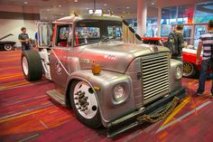 SEMA 2015 Coverage: More Trucks! Here's Another Collection Of Nothing But SEMA Trucks