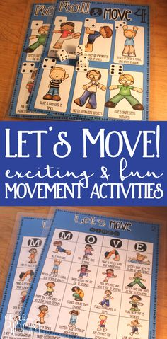 music and movement activities for circus theme