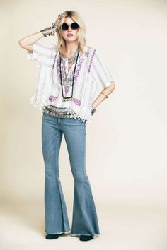 Boho Family Fashion Catalogs - The Free People April 2013 Lookbook is Free-Sprited and Diverse (GALLERY)
