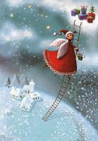 Ideas Vintage Christmas Images Angels For 2019 Christmas Fairy, Christmas Scenes, Christmas Pictures, Christmas Angels, Winter Christmas, All Things Christmas, Christmas Holidays, Christmas Crafts, Merry Christmas