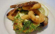 Tuhti leipä merellisillä mauilla. 20 Min, Shrimp, Chicken, Meat, Food, Hoods, Meals, Kai