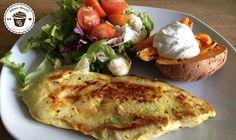 Putenbrust mit Curry-Joghurt Marinade und Salat   FITNESS-DESSERT.DE