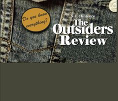 the outsiders on pinterest novels student and teaching. Black Bedroom Furniture Sets. Home Design Ideas